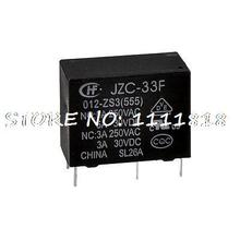 Against Overload Tool 5 Pins 12V DC SPDT 1NO 1NC Power Relay