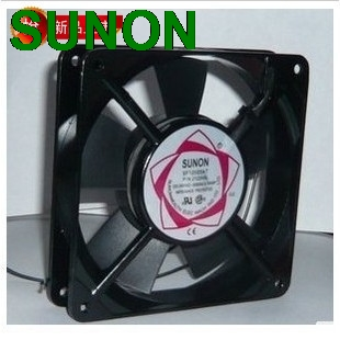 Sunon axial blower fan 220V 12CM 120*120*25MM 12025 12CM case fan cooling fan 220v 120mm aa1252mb at adda 120 120 25mm 12025 12cm ac fan axial fan outlet