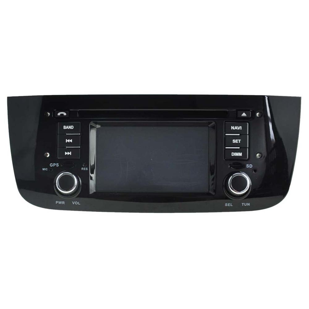 For 6 2 inch Quad core android 5 1 Fiat New Linea Car DVD player GPS