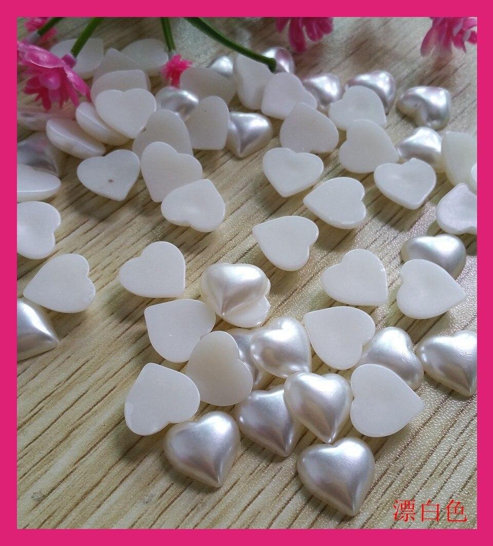 Düğmeden Kalpli Dekoratif Süs Yapımı