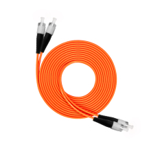 FC to Multimode fiber patch cord  FC/FC Fiber Patch Cable UPC Polish MM Optical jumper Duplex OM2 OFNP 3m 5m 10m 15m
