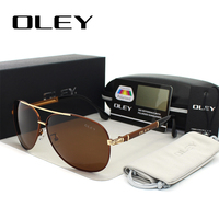 OLEY Classic Pilot Sunglasses 1