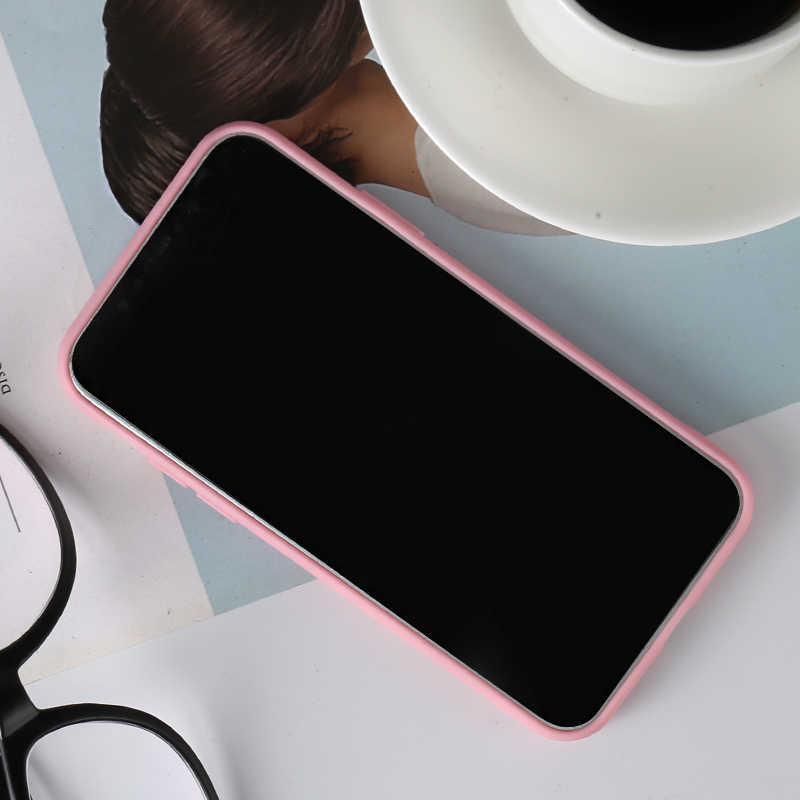 אהבת לב טלפון מקרה עבור Huawei Y9 Y3 Y5 2017 Y6 השני Y7 פרו ראש 2018 Y9 2019 נובה 4E 4 3 3E 3i 2 בתוספת 2 S לייט מקרי רך כיסוי