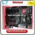 100% de Trabalho Motherboard para MSI Z97 JOGO 5 LGA 1150 DDR3 HDMI DVI VGA USB3.0 32 GB Z97 Série Mainboard, Placa de sistema