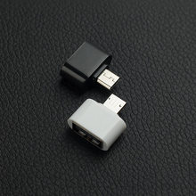 Micro USB do USB OTG Adapter MP3 konwerter OTG kabel do Androida telefon komórkowy Micro usb OTG(China)