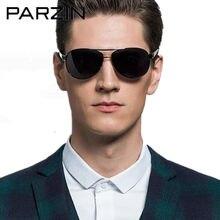 Parzin hombres frescos gafas de sol polarizadas masculinas de gran tamaño  gafas de sol del conductor 951eb7a4bce7