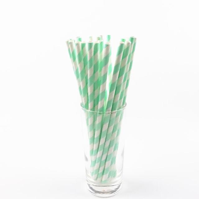 25pcs Drinking Paper Straws flamingo Straw halloween christmas Baby Shower Decoration Gift Party Event Supplies 3