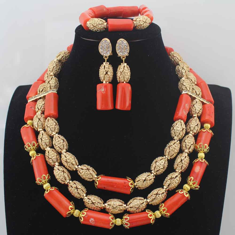 New Fashion African beads Jewelry Sets Indian Bridal Beaded necklace set Women african beads Jewelry Sets Christmas Gift  W13895New Fashion African beads Jewelry Sets Indian Bridal Beaded necklace set Women african beads Jewelry Sets Christmas Gift  W13895