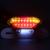 Universal de La Motocicleta LED de Freno de Señal de Vuelta Luces Integradas Luces Traseras Accesorios Styling Harley Moto Indicador de Marcha Atrás