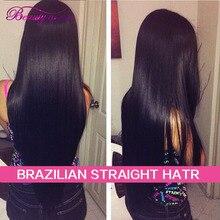 DHL Shipping Free 8A Brazilian Virgin Hair Straight Rosa Hair Product 1 bundle Mink Brazilian Straight 100% Virgin Hair