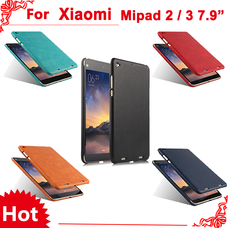 Ultra-thin Case Cover for Xiaomi Mi PAD MiPad 2 3 7.9 Tablet PC Xiaomi MiPad 3 7.9 inch Smart protective cover luxury pu leather case cover for xiaomi mi pad 1 2 3 mipad 2 3 7 9 tablet pc sleeve pouch bag cases for mipad3 can satnd case
