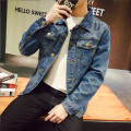 S-5XL Denim Jeans Jacket Men JC05  Bomber Jacket Men Veste Homme Chaquetas Hombre 2016