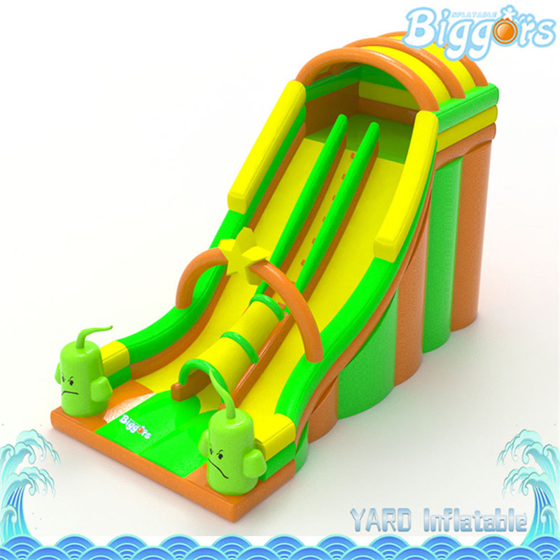 Free Sea Shipping Large PVC Inflatable Bounce House Bouncing Water Slides Game  free sea shipping giant durable kids hinchables inflatable bounce house water slide