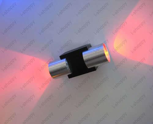 2ワット調光対応ledウォールマウント照明器具ポーチハウスルームホテル電球現代のランプ
