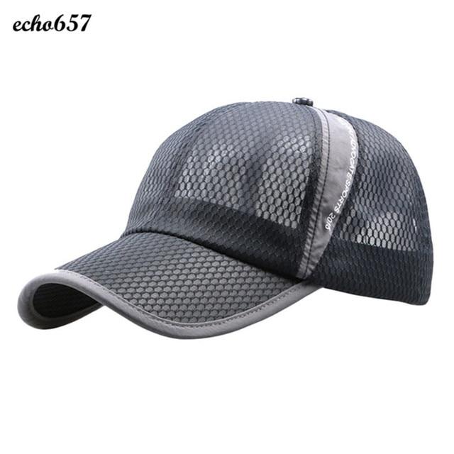 Hot Sale Fashion Baseball Caps Echo657 New Designer Fashion Adult Holiday  Sunshade Quick-dry Ventilation 3339dac091a