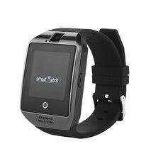 Heißer q18 bluetooth smart watch unterstützung sim tf-karte kamera smartwatch für ios iphone sumsung xiaomi android telefon pk u8 gt08 dz09