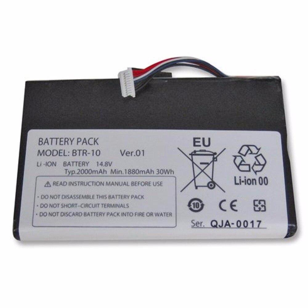 2000mAH Nouvelle fibre Optique Batterie pour Fujikura Btr-10 FSM-12S FSM-12R FSM-22S S015527