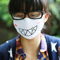 1 ШТ. Каваи Милый Прекрасный Аниме Kaomoji-кун Emotiction Рот-Муфельные Anti-Dust Маска Инструменты