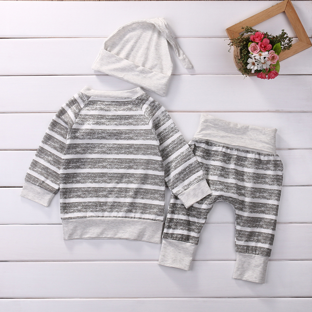 Comfortable Clothing Set for Baby Boys and Infants