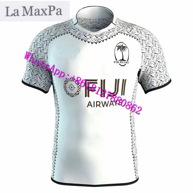 La MaxPa for Fiji olive Jersey 2018 Fiji home and field RUGBY WEAR Fiji Rugby Home Jersey weite