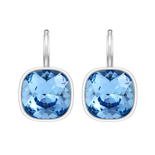 Xuping Fashion Wholesale Crystals Earrings For Women From Swarovski Plated Jewelry Charm Design Gift  XE2115