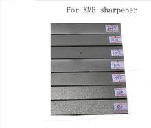 Special diamond whetstone for KME sharpener 80-2000 grit choose Handmade  120mm*20mm*4mm size