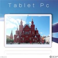 Новые 2018 Octa Core 10 дюймов планшетный ПК с системой андроида Pc 4Гб Оперативная память 64 Гб Встроенная память ips сим карты Телефонный звонок Tab Те