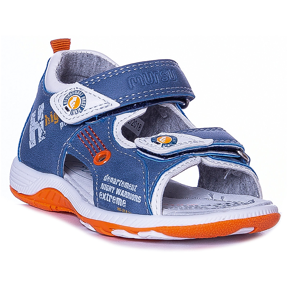 MURSU Sandals 10612167 children's shoes comfortable and light girls and boys sandals adidas af3921 sports and entertainment for boys