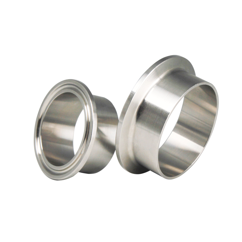 "4/"" 102MM OD Sanitary Pipe Weld on Ferrule Tri Clamp Type Stainless Steel SUS316"