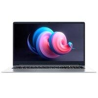 Ноутбук Win10 15,6 дюймов 8 ГБ ОЗУ Ddr4 с Intel J3455 четырехъядерный ноутбук с Fhd дисплеем ультрабук Eu Plug