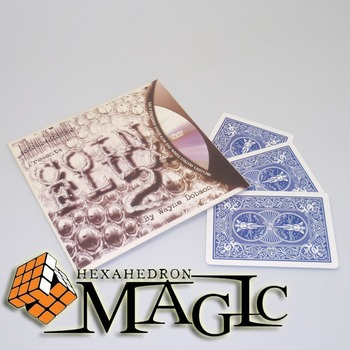 Coin Flux 2.0 by Wayne Dobson and JB Magic / close-up street professional card magic tricks products / free shipping