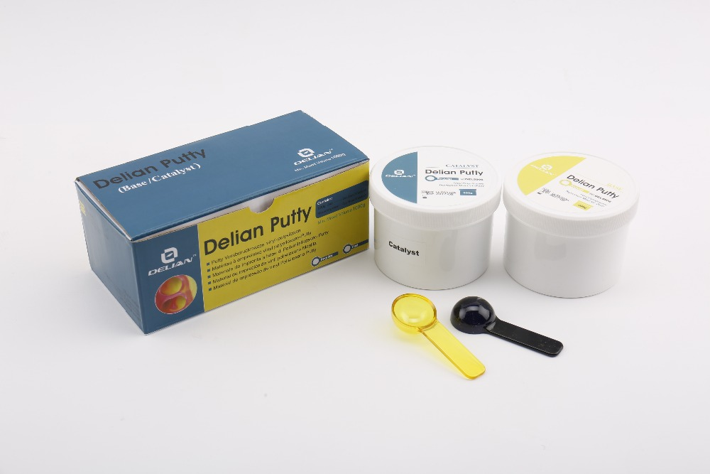 Dental Putty Dental Silicone Product Impression Material
