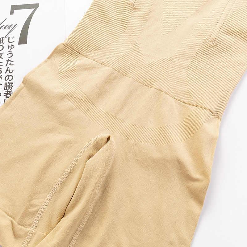 Трусики для коррекции фигуры с высокой талией, супер эластичные Шейперы для тела для женщин, лидер продаж, корректирующие брюки, нижнее белье, Fajas Modeladoras