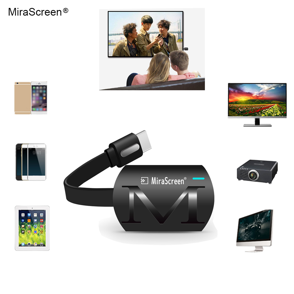 mirascreen g2 tv stick dongle anycast crome cast hdmi wifi display