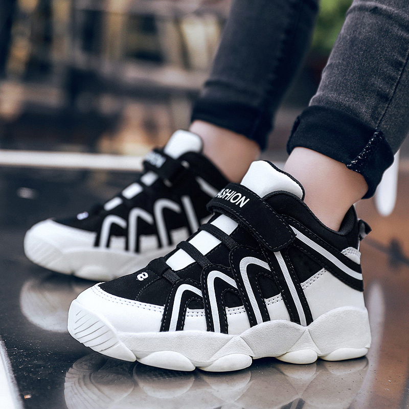 2019 New Spring Models 6 Boys And Children's Shoes Sports Shoes Mesh Big Boy Boys Net Shoes In The Big Boy