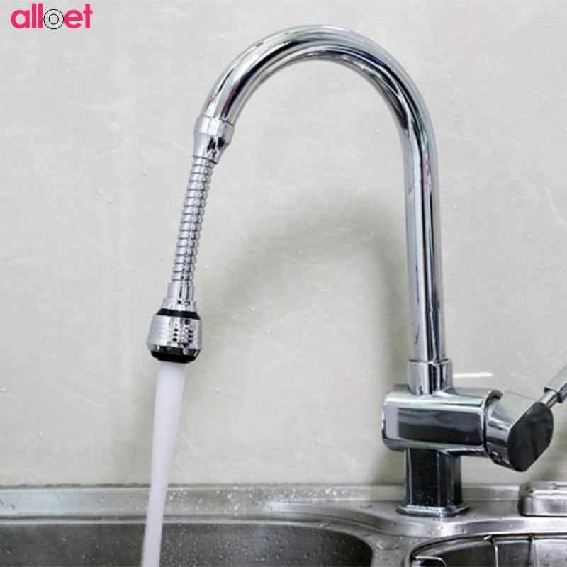 Dapur Anti-Splash Universal 360 Derajat Rotary Filter Kran Keran Air Nozzle