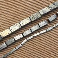 Природные Пирит прямоугольник 4-20 мм свободные Бусины 15 дюймов на нить, для поделок ювелирное! Мы предоставляем смешанный Оптовая Продажа дл...