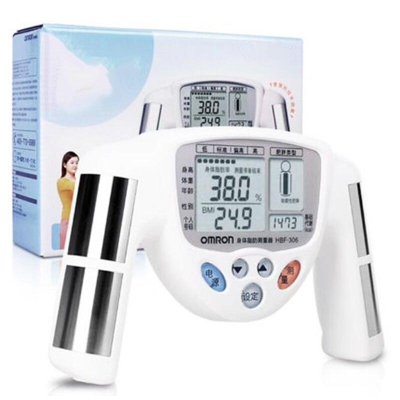 Instrument de mesure de la graisse corporelle de haute qualité BMI mâle et femelle instrument de mesure de la graisse corporelle, test de graisse à la main taux de graisse LCD - 6