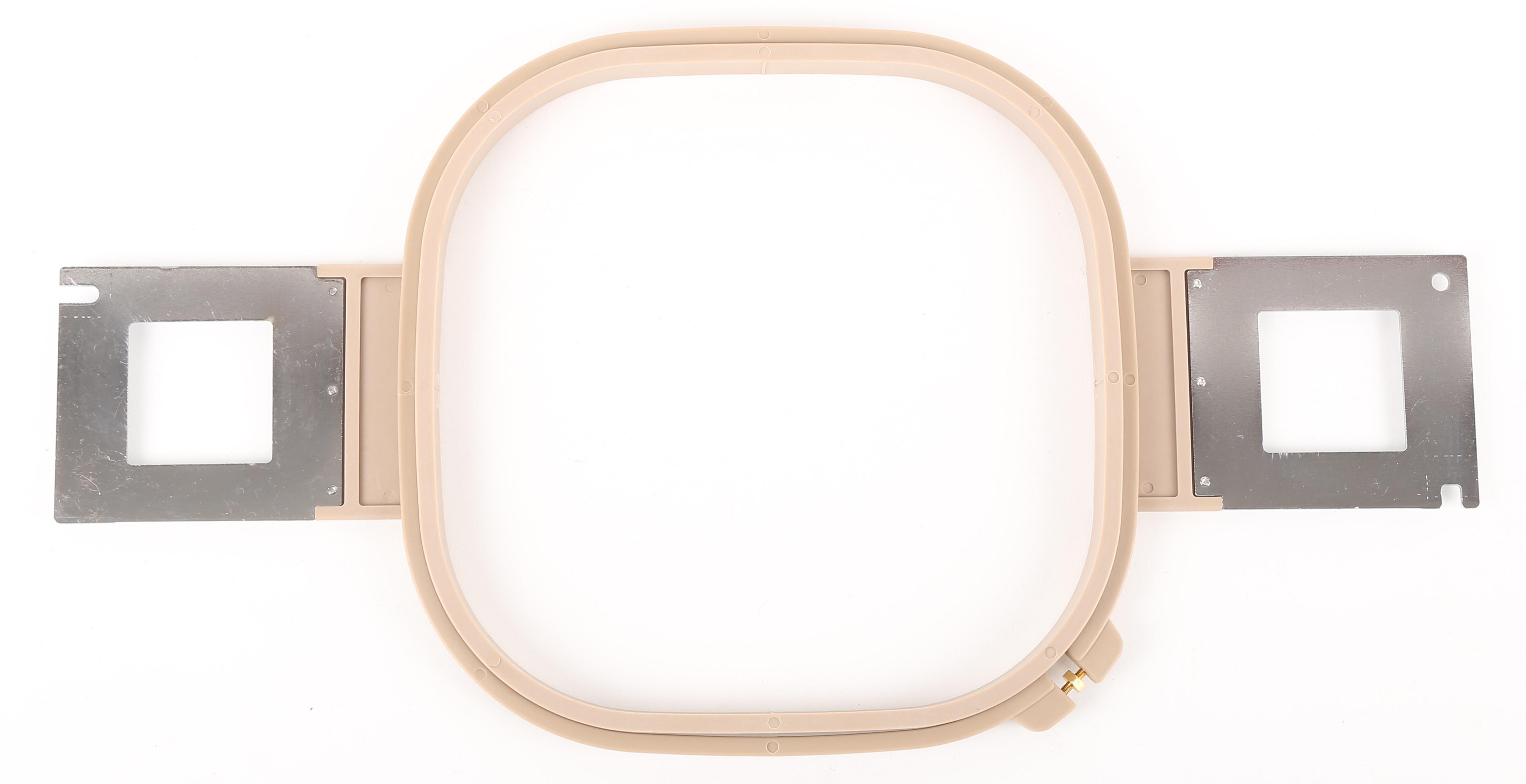 Рама, Вышитое плотное корейское Sunstar SWF импортированное устройство, подходит для квадратной вышивки, растягивается 24*24 см