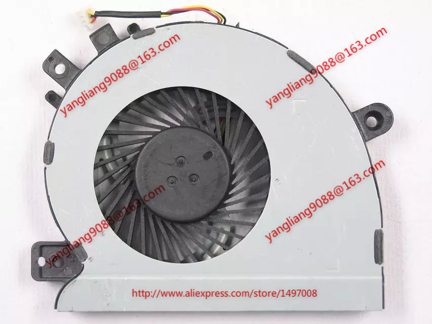 SUPERRED CHA5605CS-OA-FH8 DC 5V 0.50A 3-wire 3-pin connector 70mm Server Square fan Free Shipping
