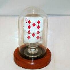 Carte horizontale Rise a choisi la carte sélectionnée tours de magie drôle scène Illusion Gimmick accessoires mentalisme magiciens professionnels