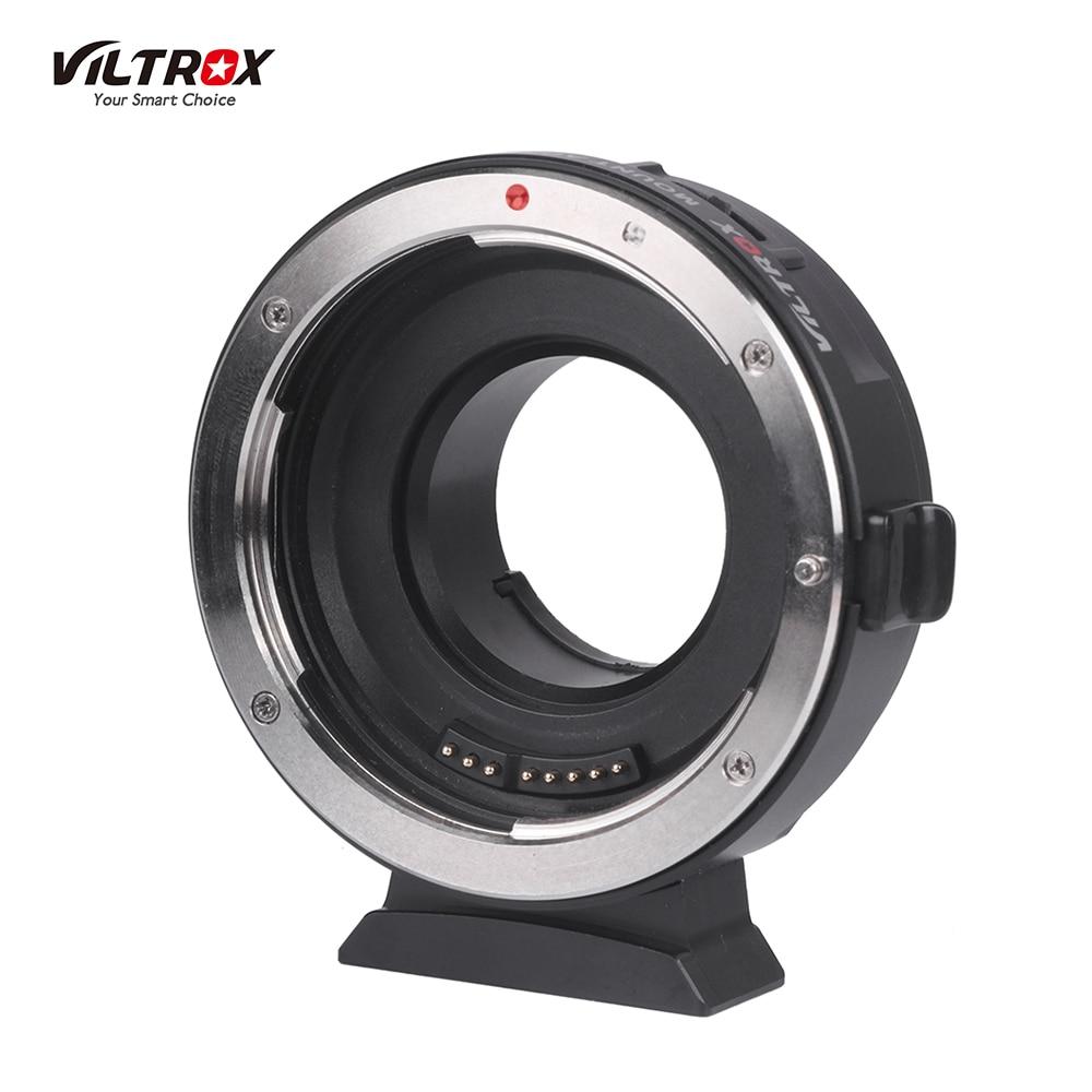 Viltrox EF M1 Lens Adapter Ring Mount AF Auto Focus for Canon EF EF S Lens