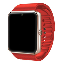 GT08 Smart Watch Sports Wrist Watches Fitness Tracker Sleep Monitor Pedometer Smart Wearable Device