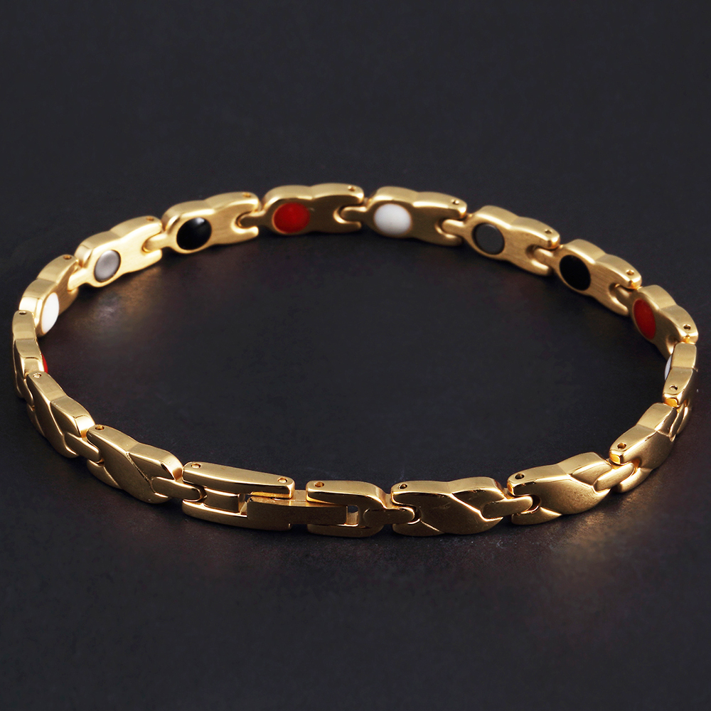 5MM Wide Yellow Gold Color...