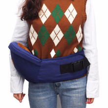 Кенгуру стулообразные ходунки слинг держать пояс Рюкзак группа хипсетов Дети младенческой хип сиденья детские ходунки сумка ^