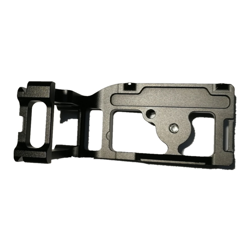 L-Shaped Bracket Vertical Quick Release Tripod Plate For Canon 5D MarkIV Mark4 Mark IV 5DM4 Camera