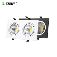Dimmable Led COB Downlights 14W 18W 24W 30W LED Ceiling Light Luminaria Recessed Downlight Led Spot