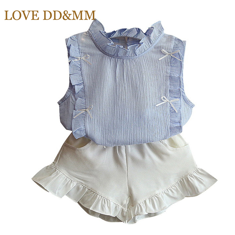 Girls-Clothing-Sets-2017-Summer-Children-Clothing-Wear-Pearl-Chiffon-T-Shirts-Shorts-Sets-Kids-Clothes-For-Girl-3