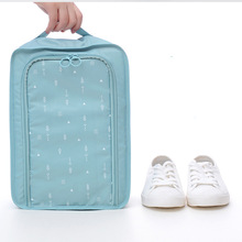New Foldable Travel Storage Bag Large Waterproof Shoe Polyester Organizer Portable Clothes Zipper