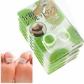 12Pcs/6Pairs Health Care Magnet Silicone Feet Foot Massage Toe Ring Sticker Slimming Body Massager  Stimulator Fat Burner C419